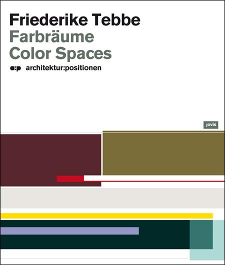 Grün hören, gelb denken: Farbe verstehen - JOVIS Verlag
